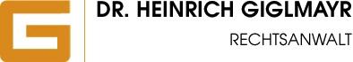 Kanzlei-Dr.-Heinrich-Giglmayr-Logo