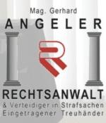 Rechtsanwalt Mag. Gerhard Angeler Baden Logo