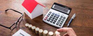 Taschenrechnung und Münzgeld