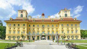 Blick auf Gerichtsgebäude Eisenstadt - Anwalt Erbrecht Eisenstadt