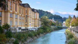 Blick auf Feldkirch - Anwalt Erbrecht Feldkirch