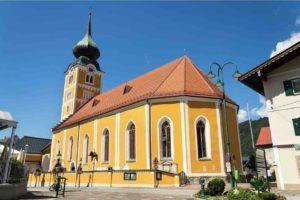 Kirche in Schladming