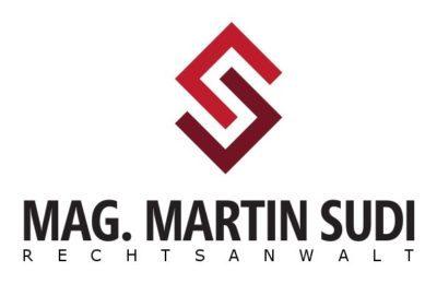 Mag. Martin Sudi Rechtsanwalt Logo Graz