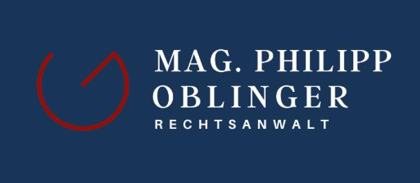 Mag. Philipp Oblinger Logo
