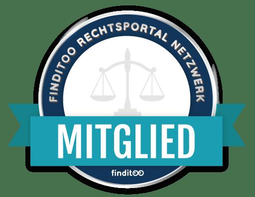 Emblem Finditoo Rechtsportalnetzwerk