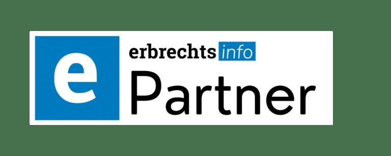 Erbrechtsinfo.at Partnersiegel für Anwaelte