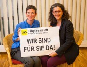 Foto_Pfluegl_Alexandra Kleinheinz und Mag. Waltraud Portner-Frisch