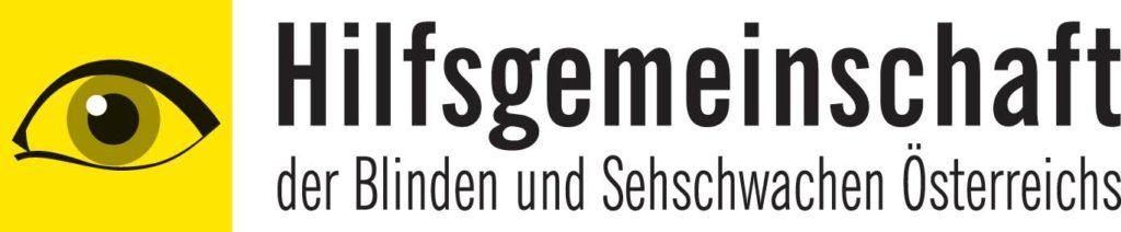 Hilfsgemeinschaft der Blinden und Sehschwachen Österreichs Logo